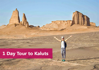 1 Day tour Lut-desert